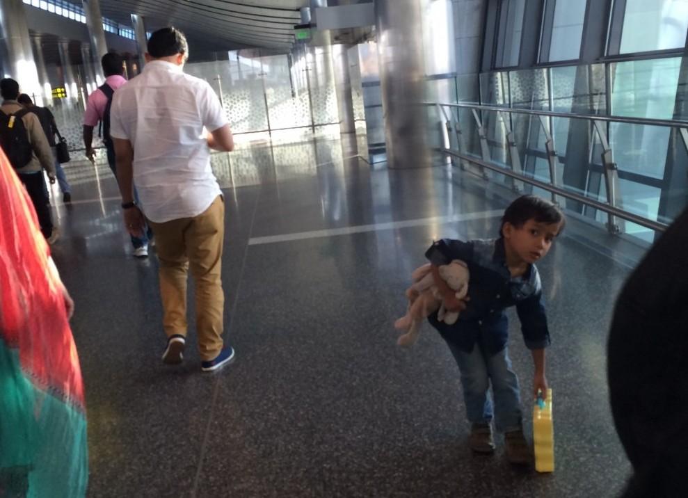 Transit di Doha