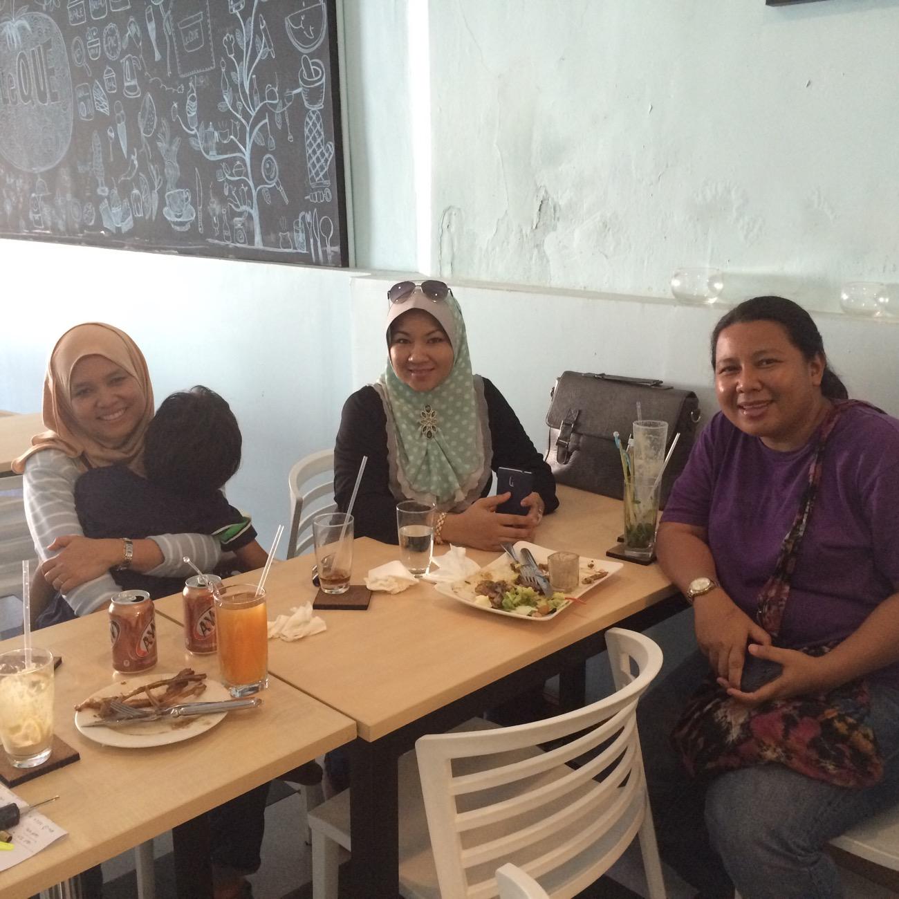 Makan Best di Melaka