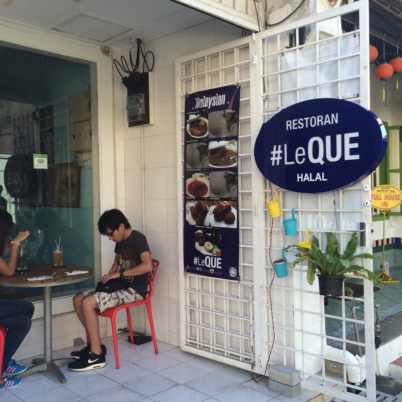 restoran LeQue