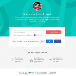 airbnb percutian aleternatif yang murah