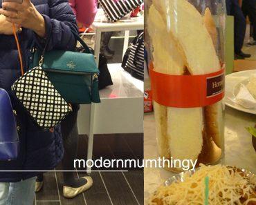 Shopping best diluar negara dan makanan yang patut cuba