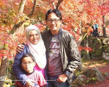 Osaka Aquarim dan Nara Park