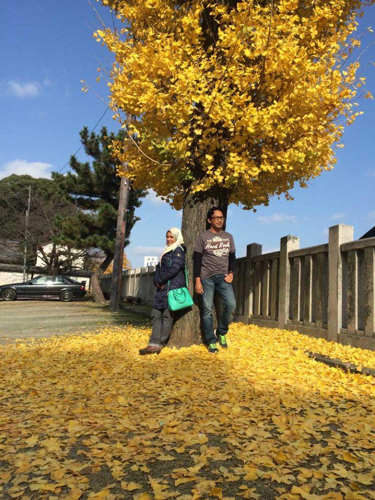 Trip ke Nara park