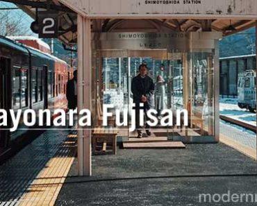 sayonara fujisan