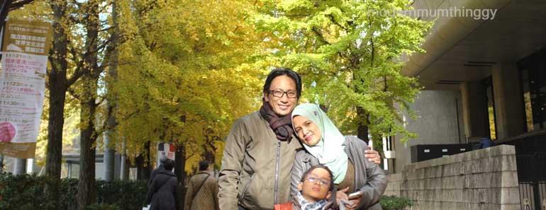 Ueno park japan