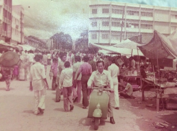 pasar ramadhan zaman dahulu
