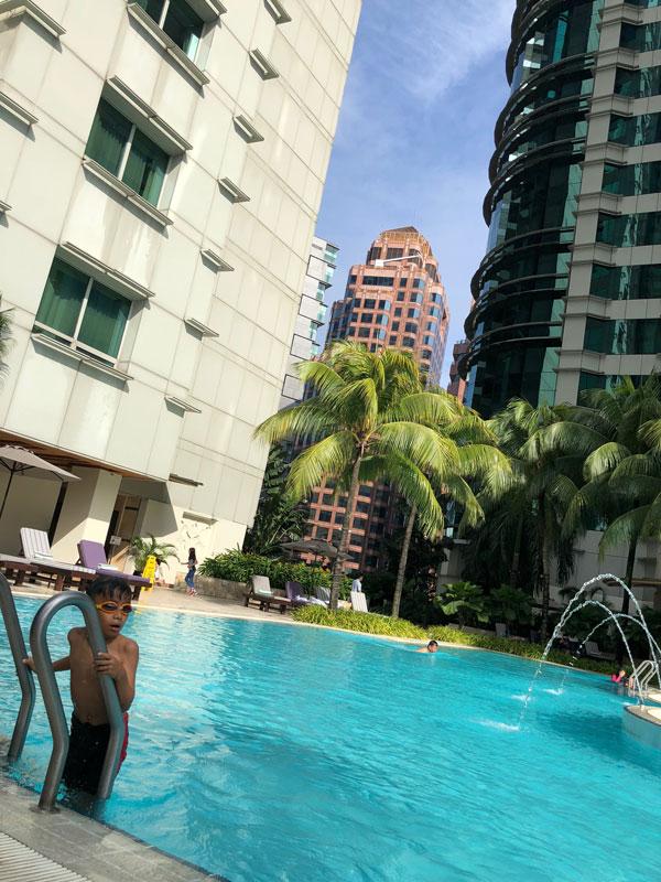 Hotel Pullman Kuala lumpur