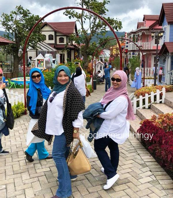 Itinerari 3 hari 2 Malam ke Bandung