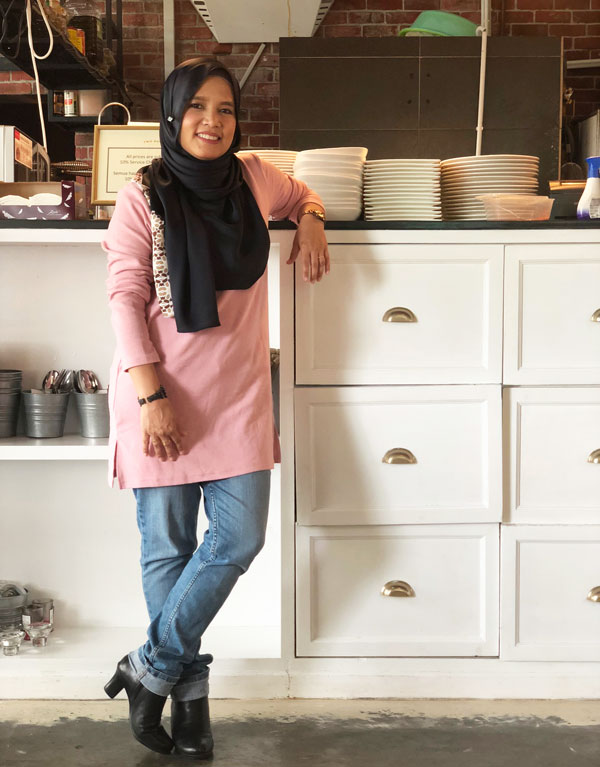 Hana Tajuddin