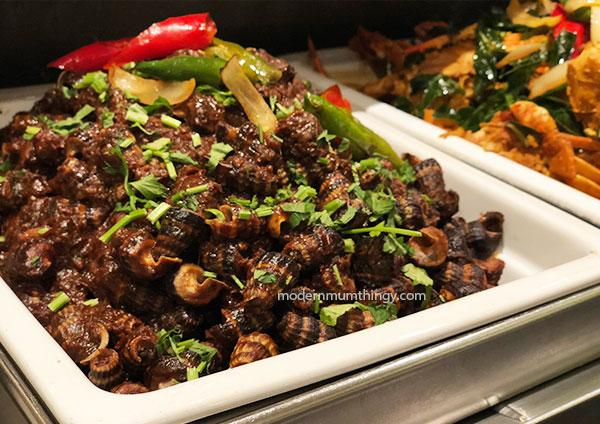 Ramadhan buffet di Paya Serai