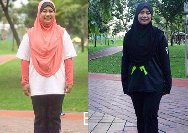 Jom kurus bantu turun berat badan