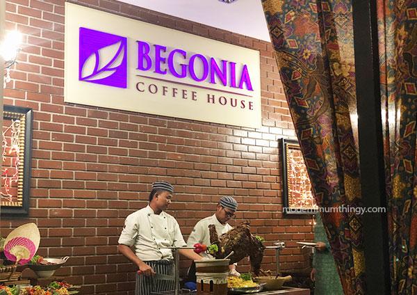 Buffet Ramadhan di Hotel Puri Pujangga