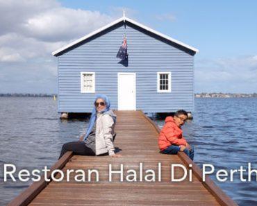 Restoran Halal di Perth