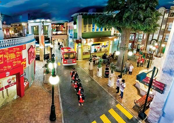 6 Tempat Aktiviti Menarik Di Selangor