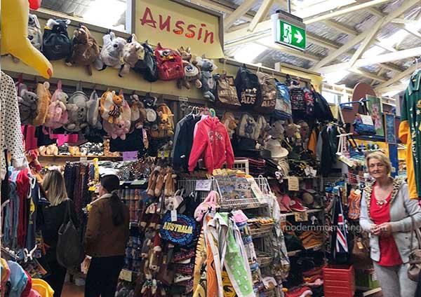 Tips shopping di Perth
