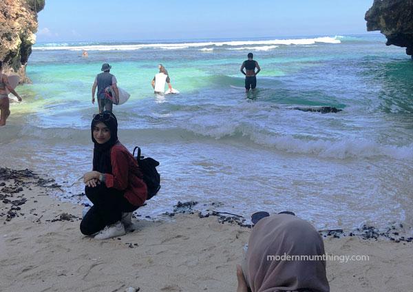 suluban beach