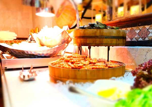Buffet Ramadhan Dorsett Grand Subang
