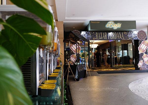 restoran 10 binjai PNB ON the park