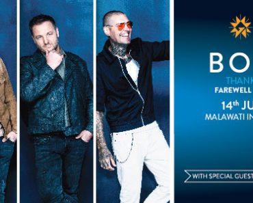 Konsert Boyzone di Kuala Lumpur