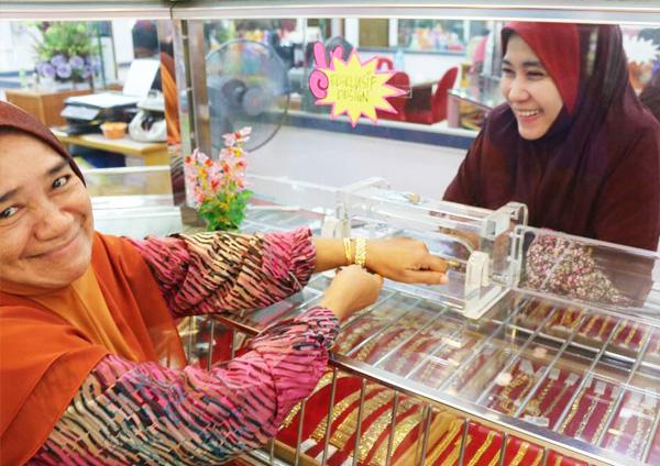 Kedai Emas Hajjah Halijah