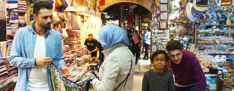 Tips shopping di istanbul