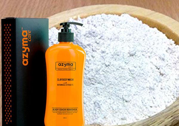 sabun hilangkan bau badan