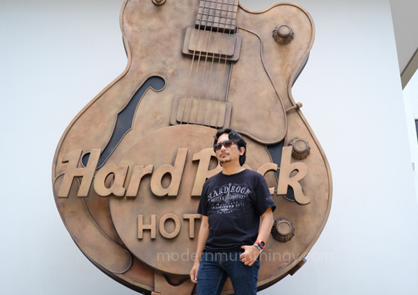 6 sebab Hotel Hard Rock Penang best