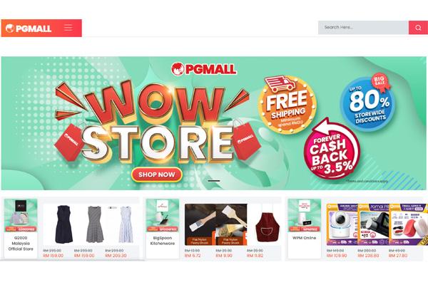 Wow Store PGMall