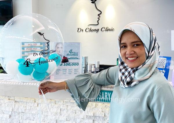 Rawatan PRP Dr Chong Clinic