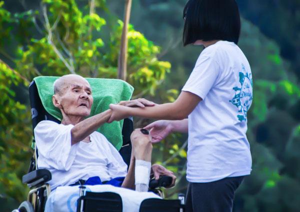 latihan caregiver