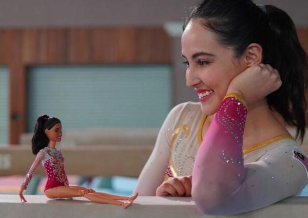 Farah Ann Barbie Pertama Malaysia