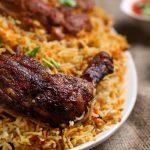 Nasi Beriani Ayam