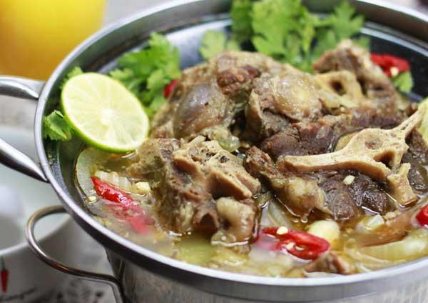 Resepi Sup Ekor Thai